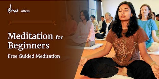 Isha Kriya - Free Meditation Session in Düsseldorf (Germany)