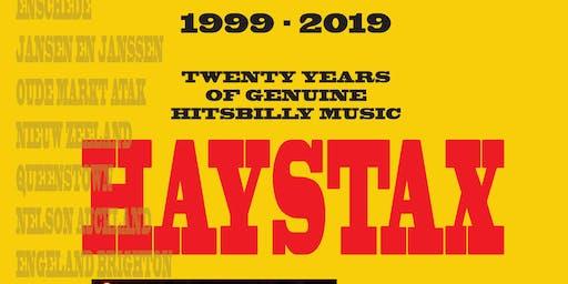 Haystax 20th Anniversary