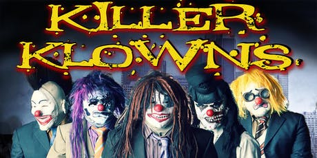 Killer Klowns - They're Back! tickets