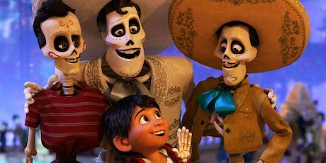 Barking Outdoor Cinema - Coco PG tickets