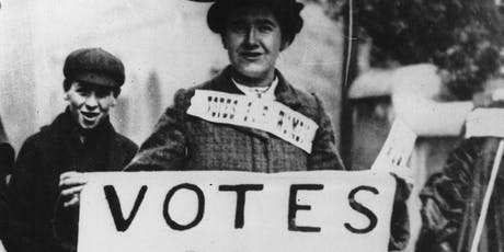 On the Trail of the Suffragettes: expert tour with UK's leading political guide tickets