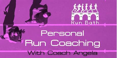 Personal Run Coaching tickets