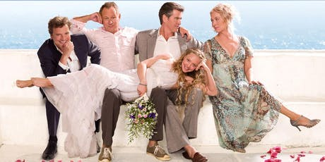 Barking Outdoor Cinema - Mamma Mia! (12A) tickets