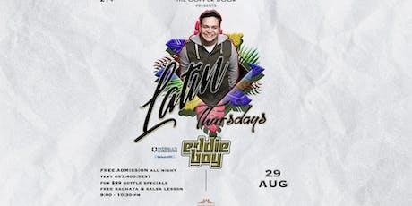 All-New Latin Thursday with DJ Eddie Boy tickets