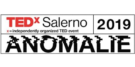 TEDx Salerno - Anomalie biglietti