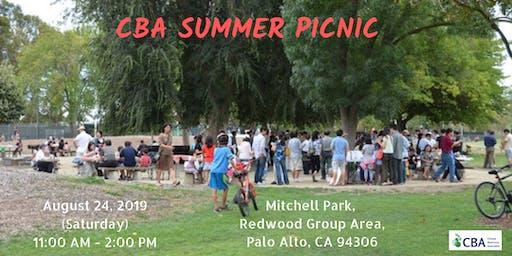 CBA Summer Picnic