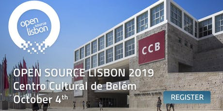 Open Source Lisbon 2019 bilhetes