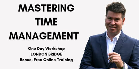 Mastering Time Management tickets