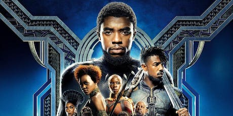 Barking Outdoor Cinema - Black Panther 12A tickets
