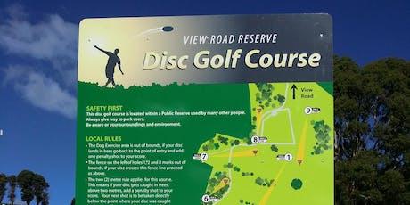 Burnie Disc Golf Championship 2019 tickets