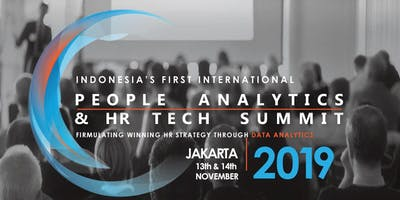 People Analytics & HR Tech Summit 2019