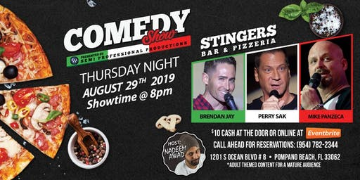 Comedy Night at Stingers!