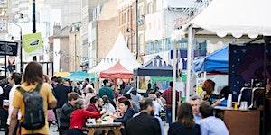 Saturday Flea and Handmade Market at Lower Marsh