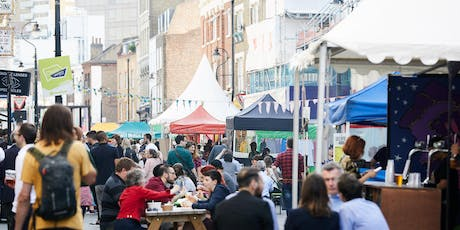 Saturday Flea and Handmade Market at Lower Marsh tickets