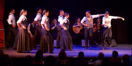 Juerga Flamenca - Fundraiser tickets