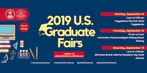 U.S. Graduate Fair 2019 (Malang)