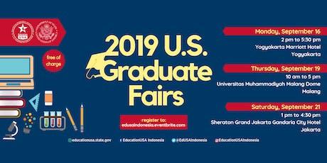 U.S. Graduate Fair 2019 (Jakarta) tickets