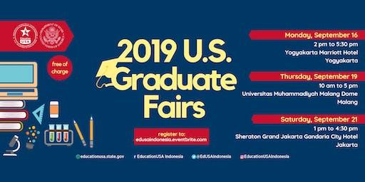 U.S. Graduate Fair 2019 (Jakarta)