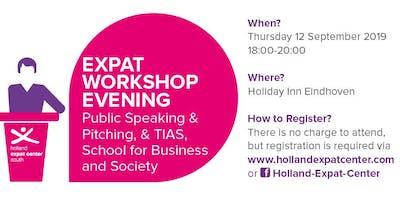Expat Workshop Evening: Career Tips