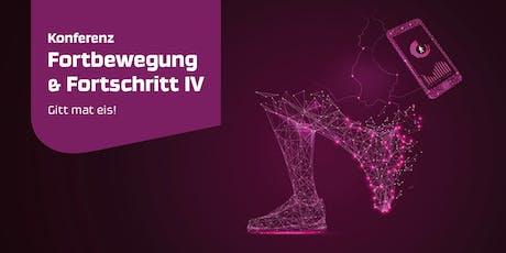 Fortbewegung & Fortschritt IV - Gitt mat eis! tickets