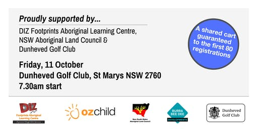NSW Aboriginal Golf Championships - 40th Anniversary (See registration costs)