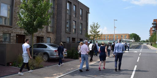 Kent Design Study Tour: Exemplary new neighbourhoods