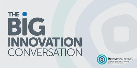 Big Innovation Conversation: Care homes tickets