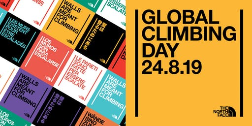 Walls Are Meant For Climbing – Global Climbing Day