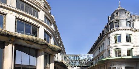 Visite Histoire de l'Architecture du Bon Marché Rive Gauche billets