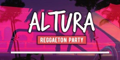 Altura Reggaeton Party, 9/12 tickets