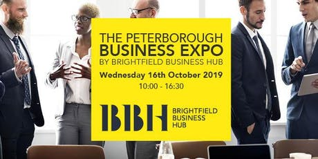 The Peterborough Business Expo - Let's Grow Together tickets