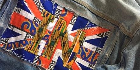 Denim Jacket Upcycling Workshop tickets