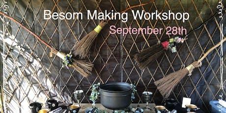 Besom Making Workshop tickets