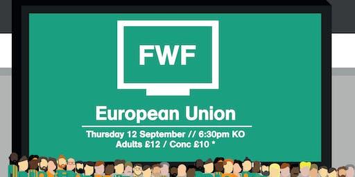 FWF 2019: European Union