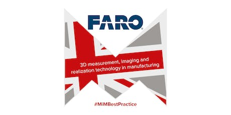 Best Practice Event at FARO Technologies tickets