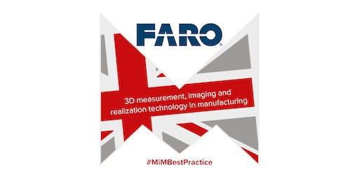 Best Practice Event at FARO Technologies