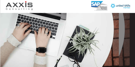 SAP Business One Training / Why ERP? tickets