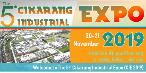 The 5th Cikarang Industrial Expo (CIE 2019)