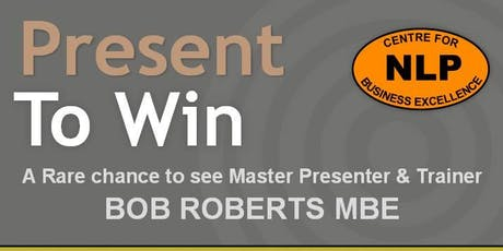 Present to Win tickets
