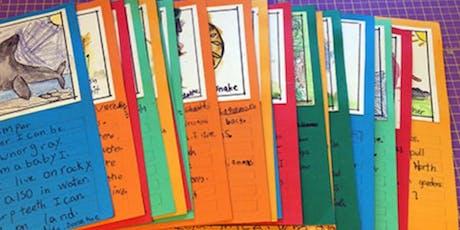 Book Making Workshop Thornton Heath tickets