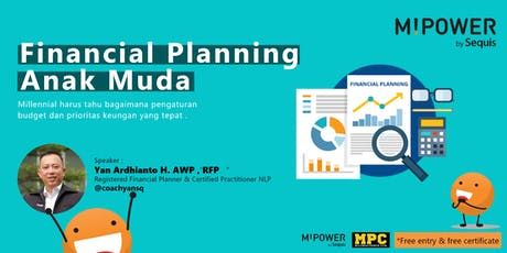 Financial Planning Anak Muda tickets