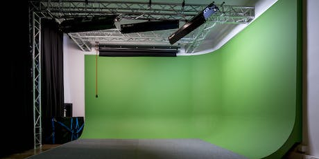 "WORKSHOP: VFX & 3D ANIMATION ""Erweiterte Filmwelten dank Greenscreen"" Tickets"