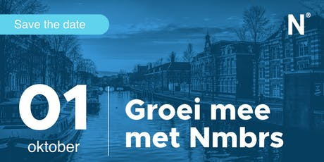 Groei mee met Nmbrs tickets
