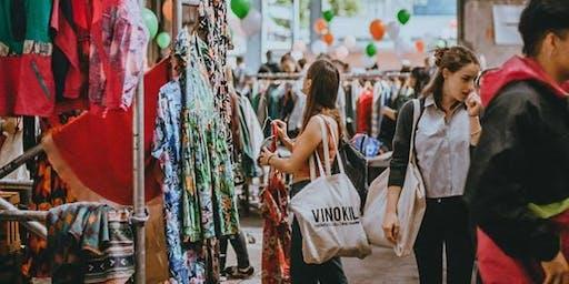 Summer Vintage Kilo Sale • München • VinoKilo