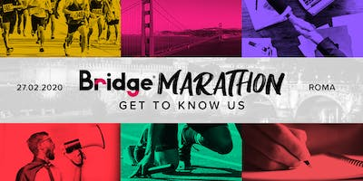 ROMA #02 Bridge Marathon 2020 - Get to know us!