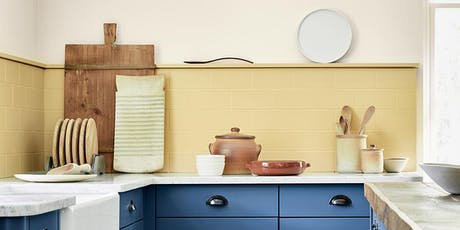 How to choose colours for your kitchen masterclass - Chelsea tickets