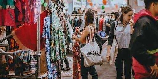 Summer Vintage Kilo Sale • Vienna • VinoKilo