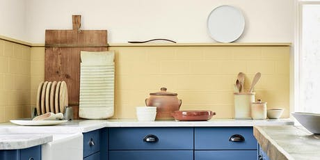 How to choose colours for your kitchen masterclass - Marylebone tickets
