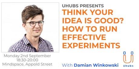 Avoid Dummy Ideas & Go Straight For The Win tickets
