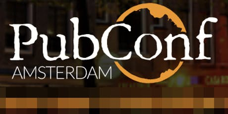 PubConf Amsterdam tickets